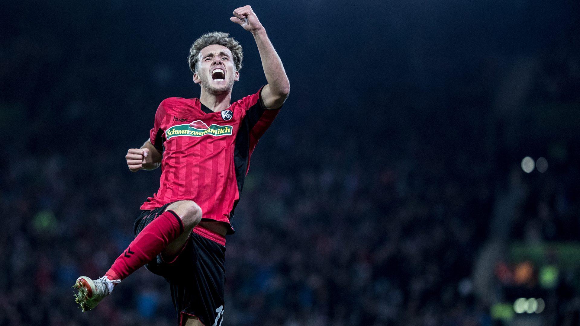 Bundesliga | Freiburg's Luca Waldschmidt receives first Germany ...