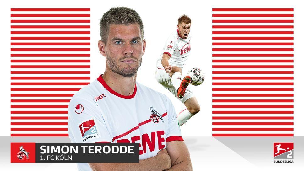Simon Terodde: Top-Stürmer der 2. Bundesliga
