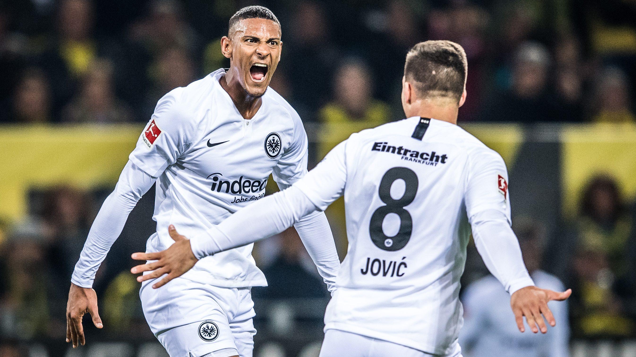 Vea: Haller-Jovic, la combinación perfecta del gol