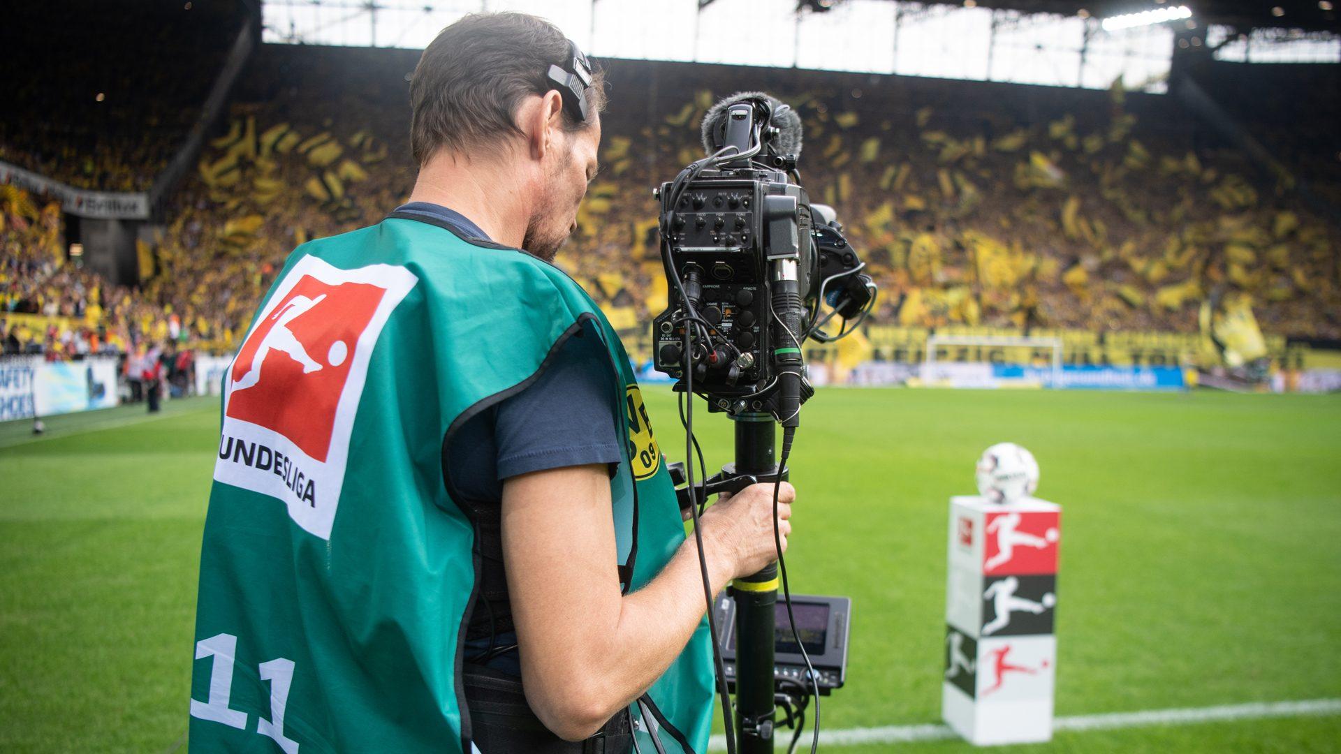 So seht ihr alle Bundesliga-Spiele im TV