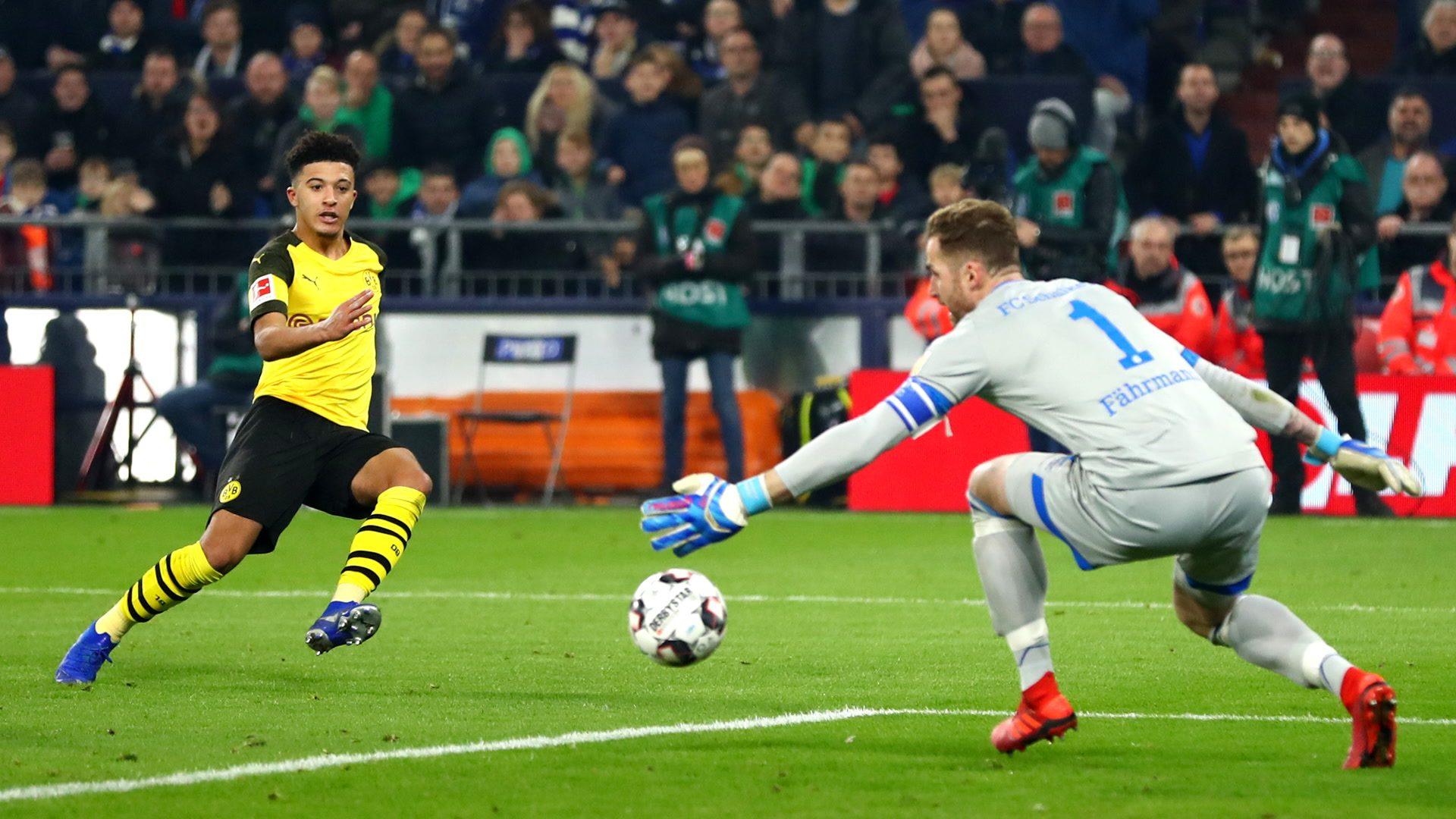 Watch: Schalke 1-2 Borussia Dortmund
