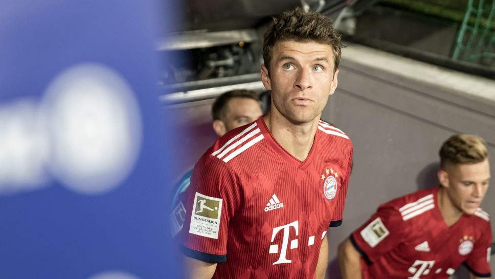 timeless design 2c78d abf13 Bundesliga | Thomas Müller: the last of world football's one ...