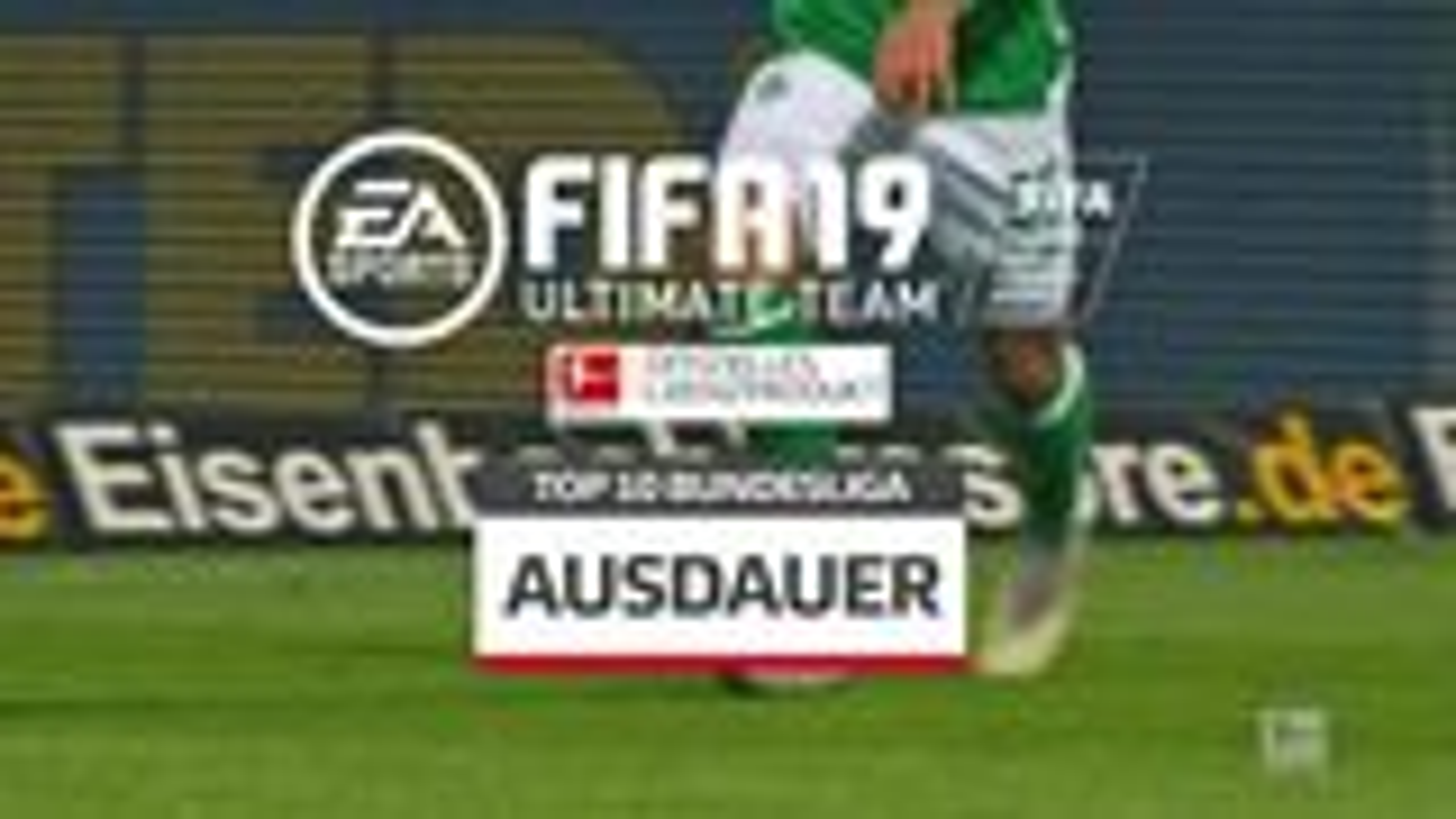 Die Top-10-Bundesliga-Dauerläufer bei FIFA 19