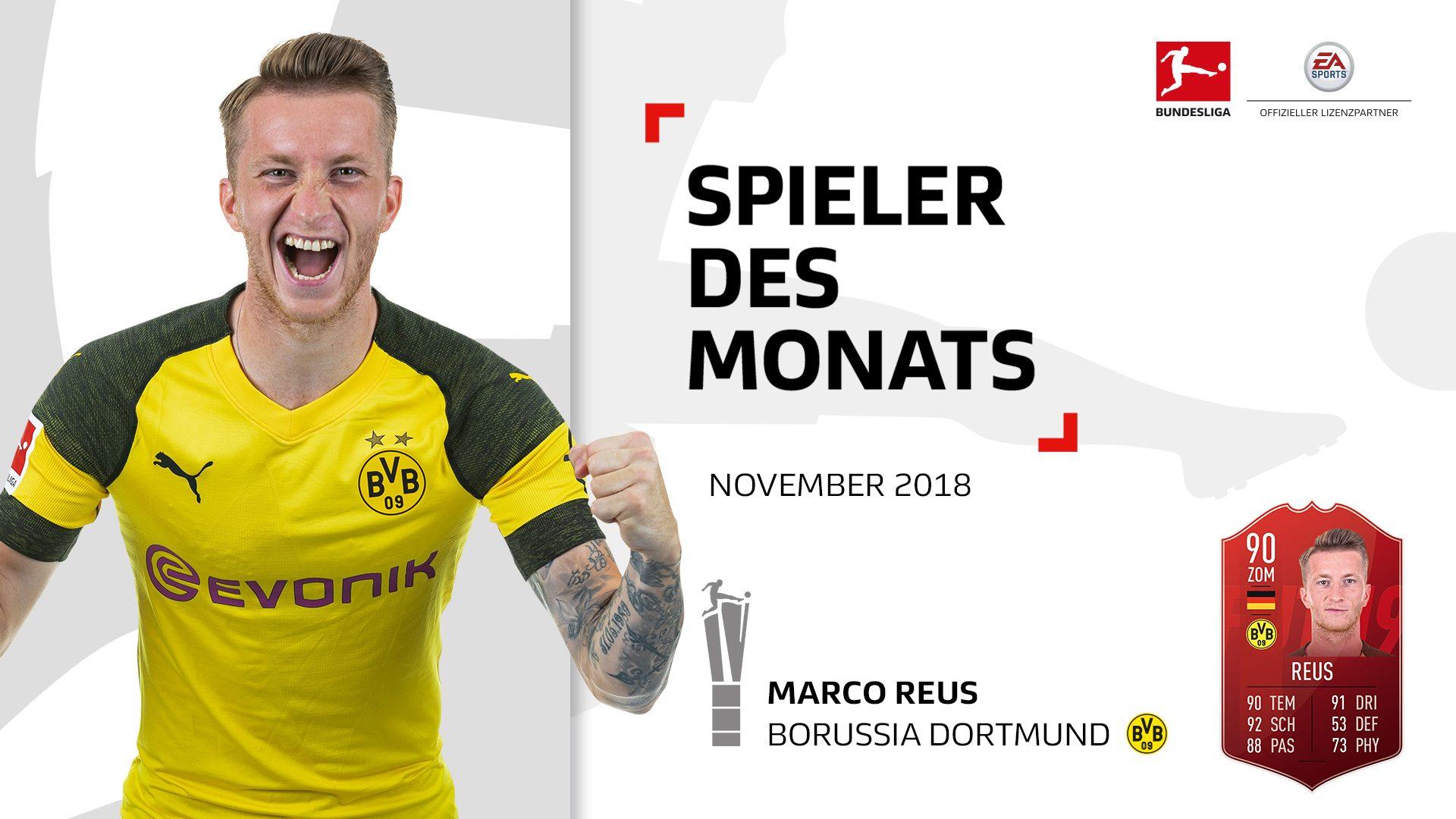 Eine besondere Ehre für Marco Reus
