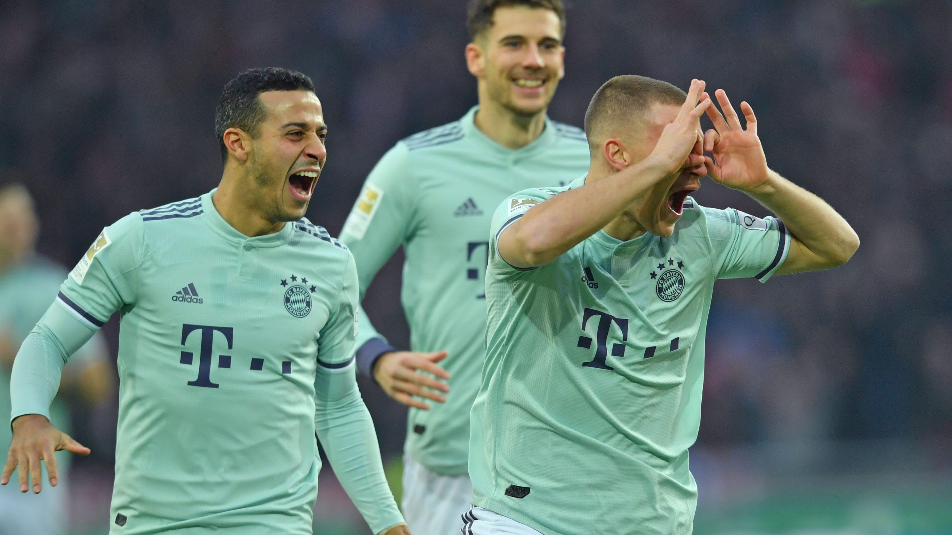 4:0! Der FC Bayern lässt Hannover keine Chance