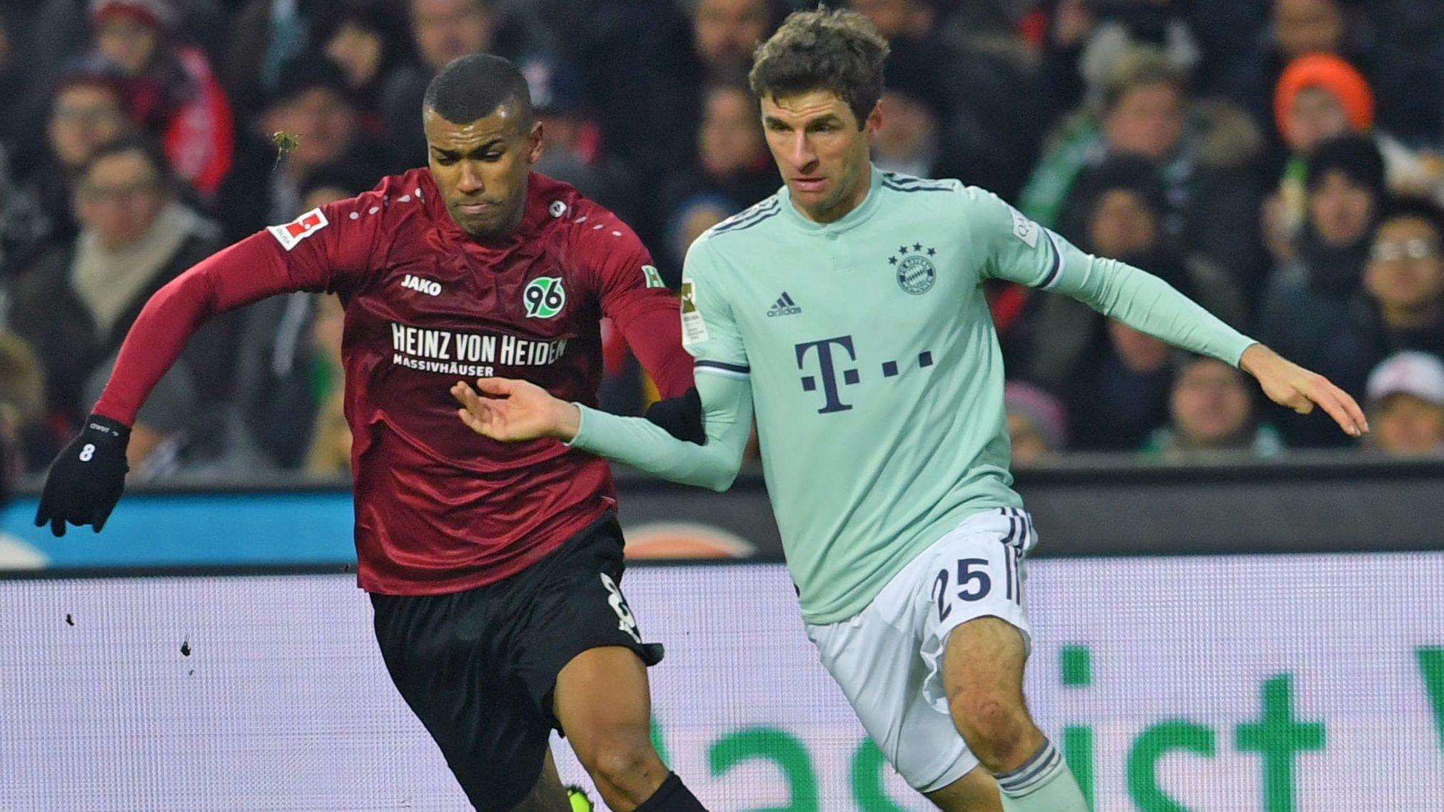 Thomas Müller: Bayerns 300-Spiele-Mann