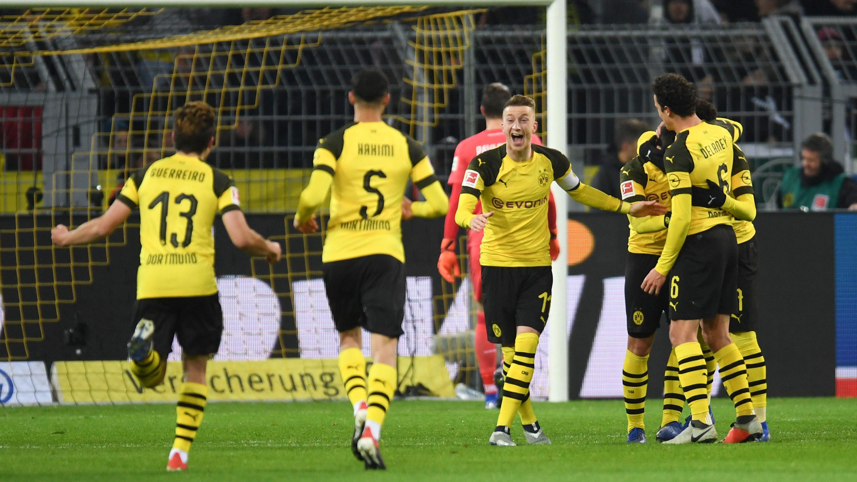 Borussia Dortmund ist Herbstmeister!