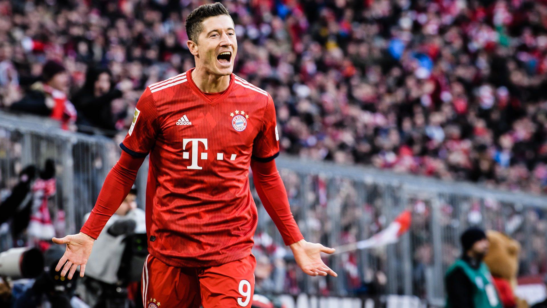 Watch: Bayern Munich 3-0 Nuremberg