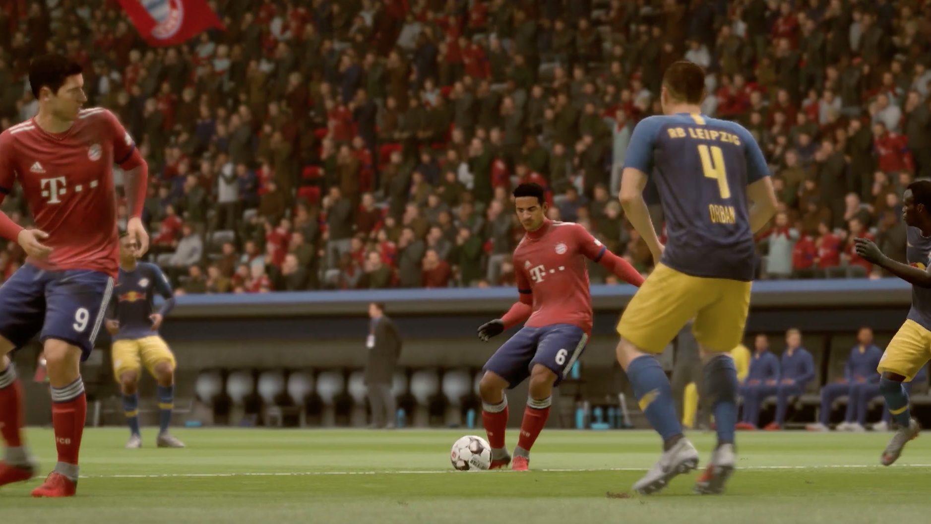 FIFA 19 Prognose: FC Bayern München - RB Leipzig