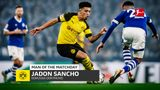 Jadon Sancho: MD14's Man of the Matchday