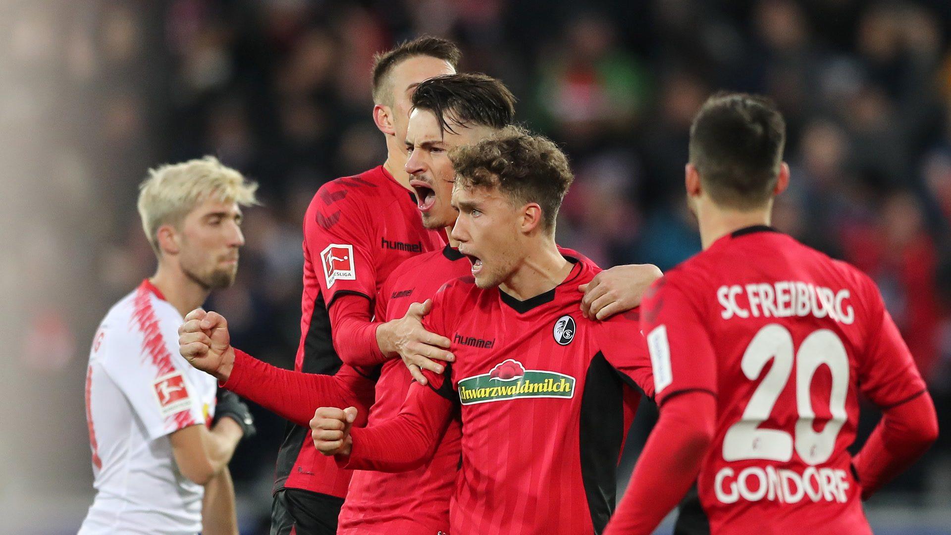 Watch: Freiburg 3-0 RB Leipzig