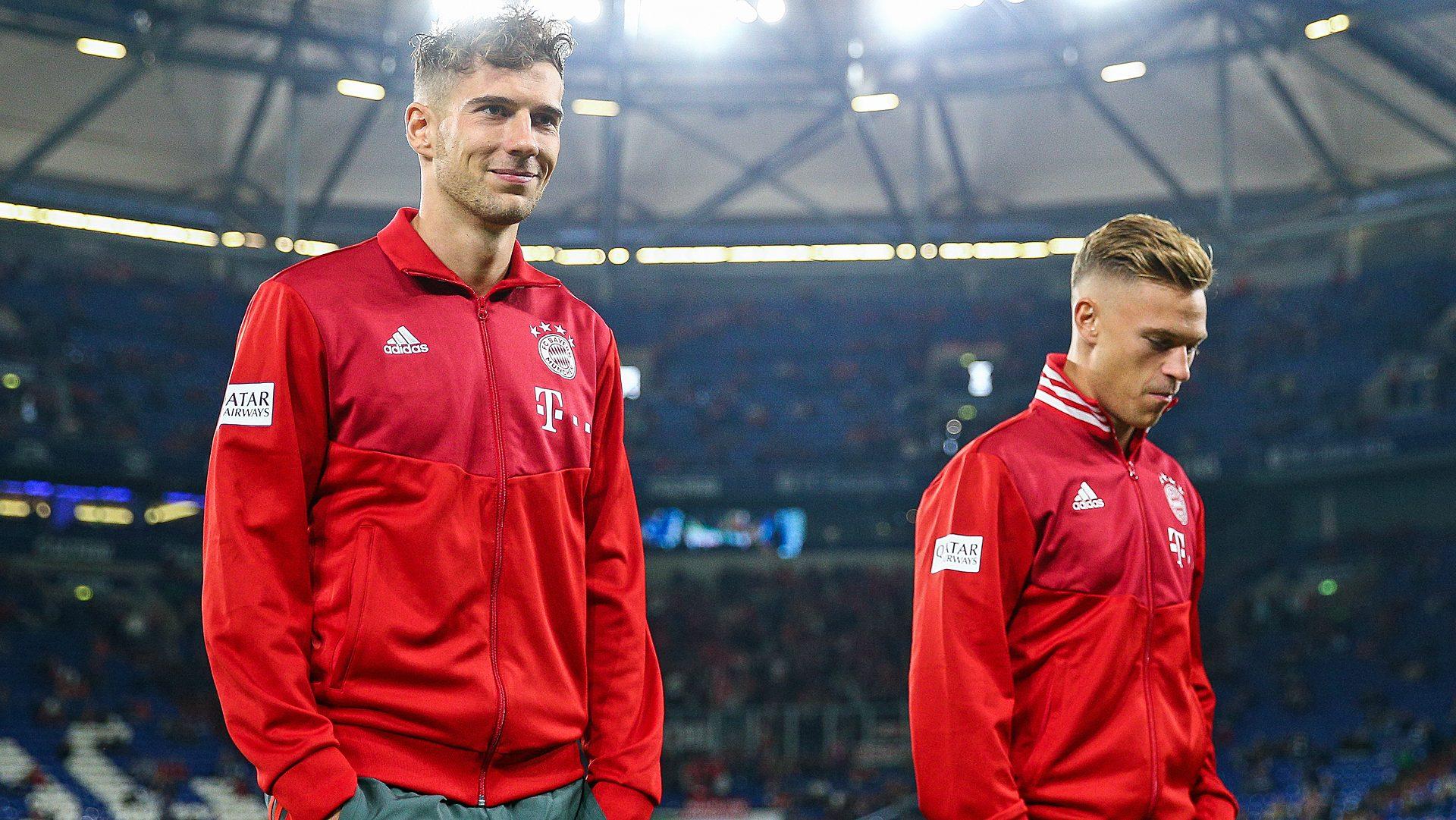 Kimmich und Goretzka: Das neue Bayern-Tandem