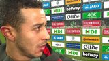 "Watch: Thiago Alcantara: ""Nobody can stop us"""