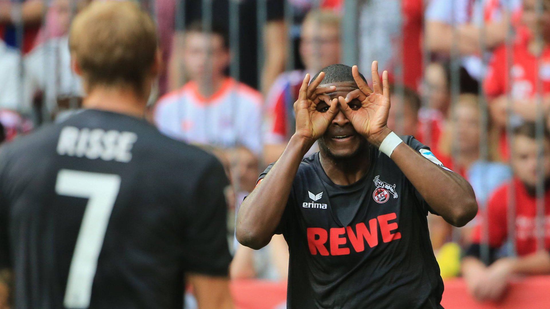 Fünf Top-Tore von Anthony Modeste für den 1. FC Köln