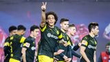 Dortmund survive Leipzig test