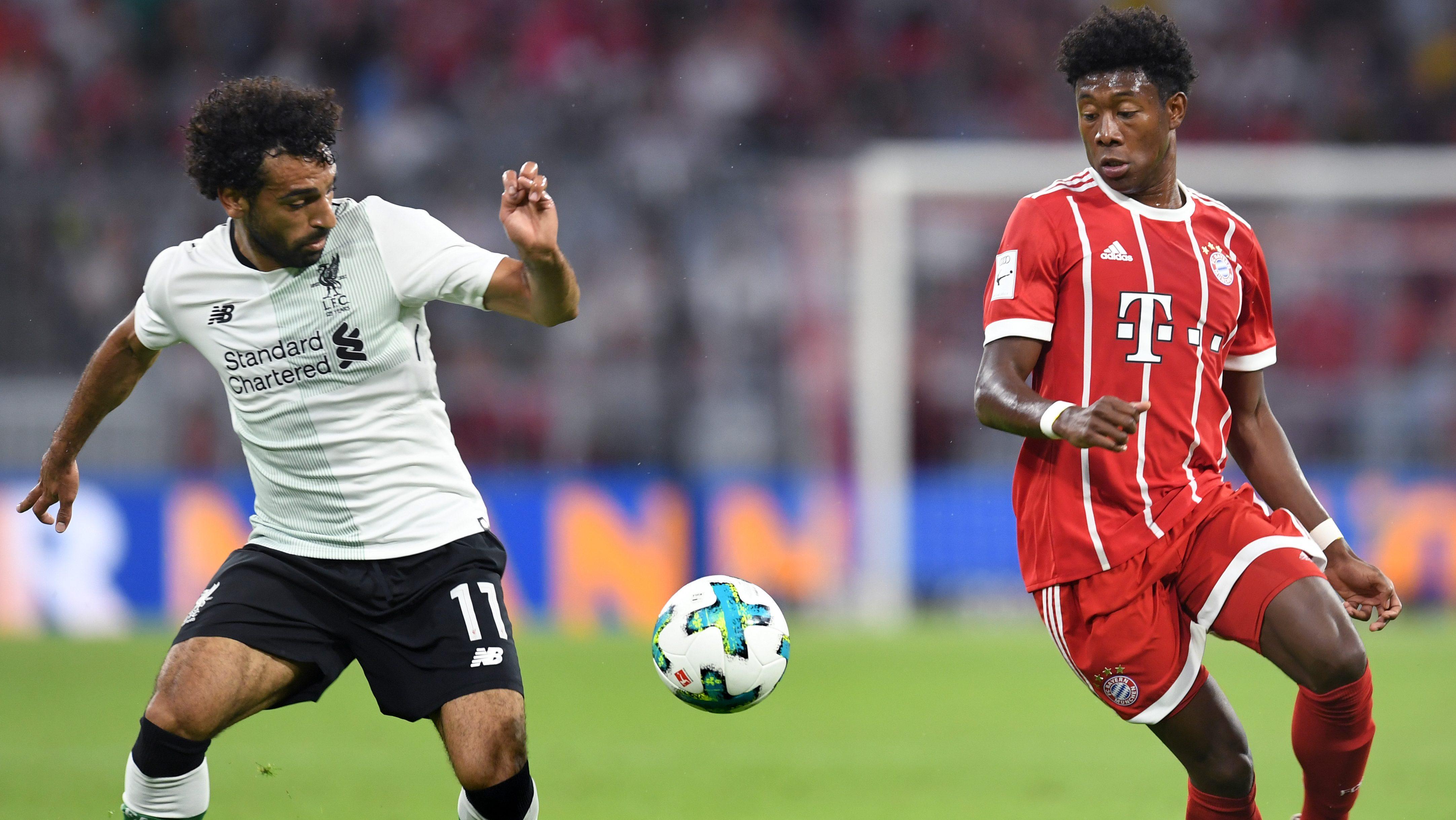 5 reasons Bayern can beat Liverpool