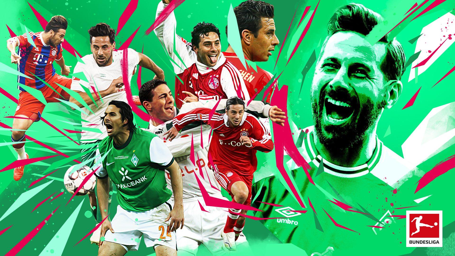 Die Pizarro-Story: Durch ein Loch im Zaun zur Legende