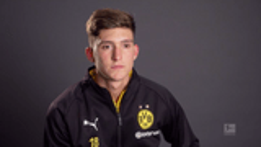 Vea: Balerdi habló de su llegada al BVB