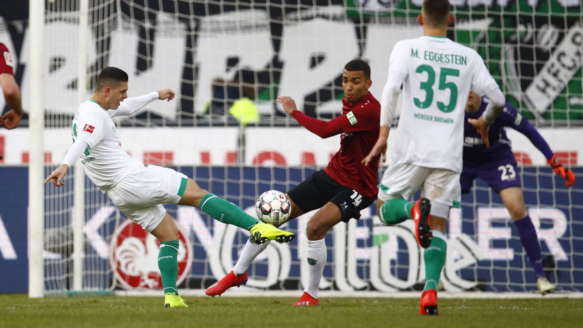 Rashica sorgt für Werder-Sieg in Hannover