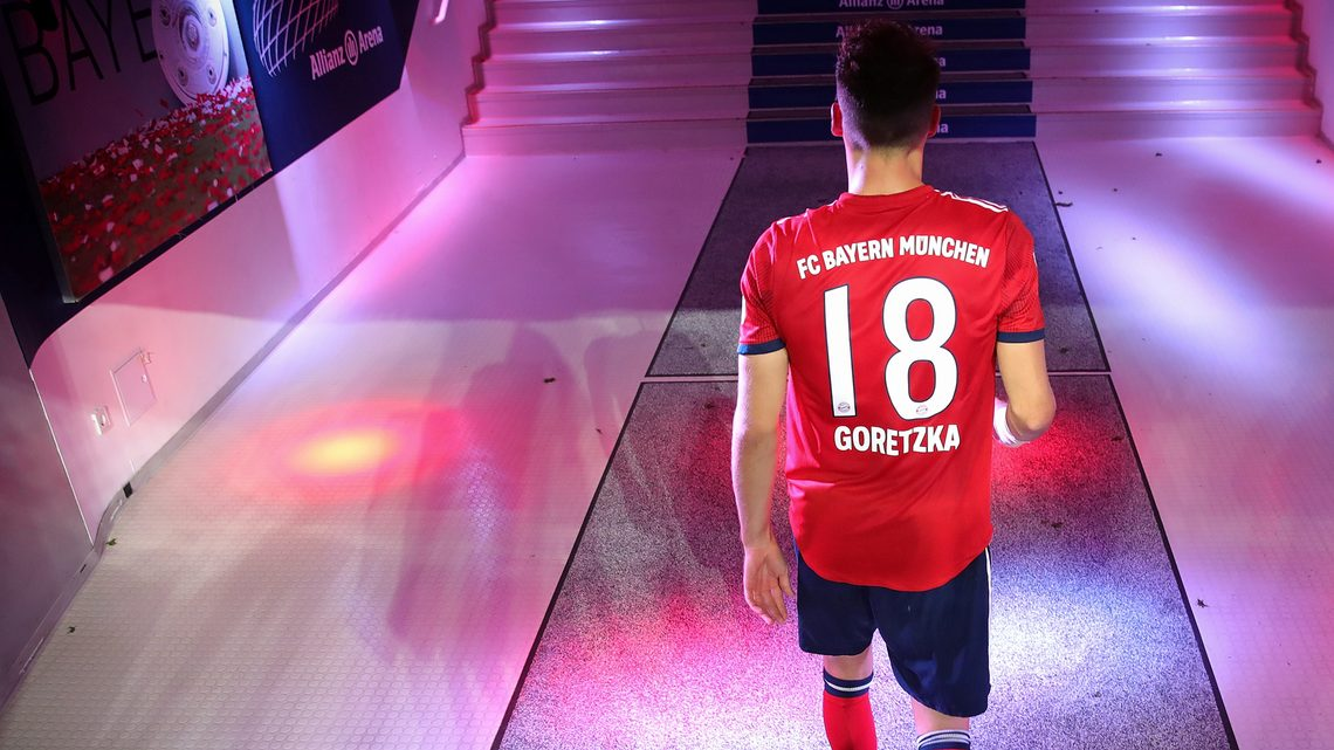 detailing 8741c ea392 Bundesliga | Leon Goretzka coming of age at Bayern Munich