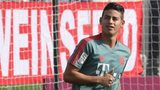 "James ""motivated and totally focussed"" says Kovac"