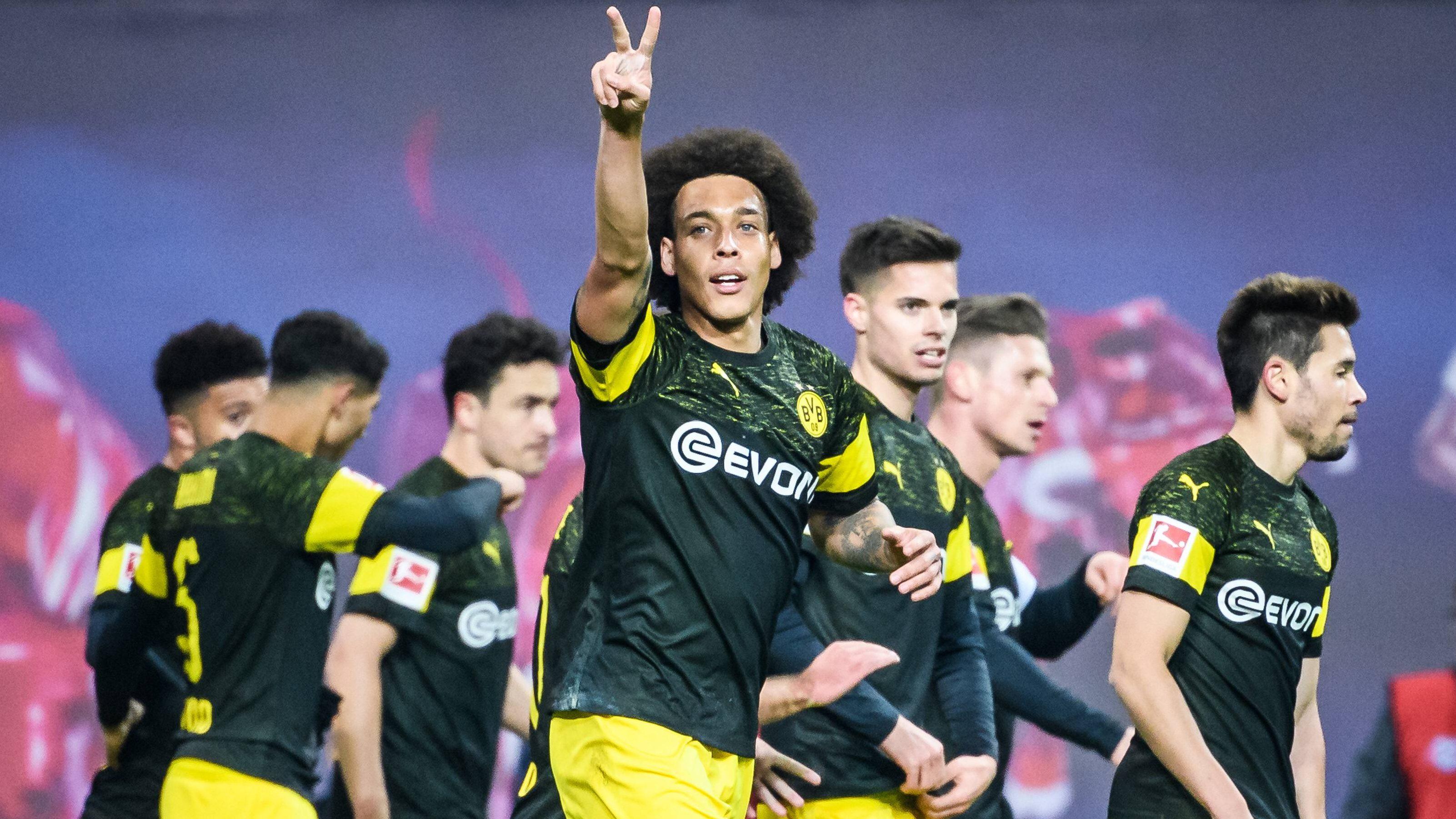 Dank Witsel! Knapper BVB-Sieg im Top-Spiel bei RBL