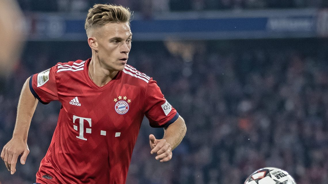 Bundesliga   Joshua Kimmich: What is the Bayern Munich and Germany star's best position?