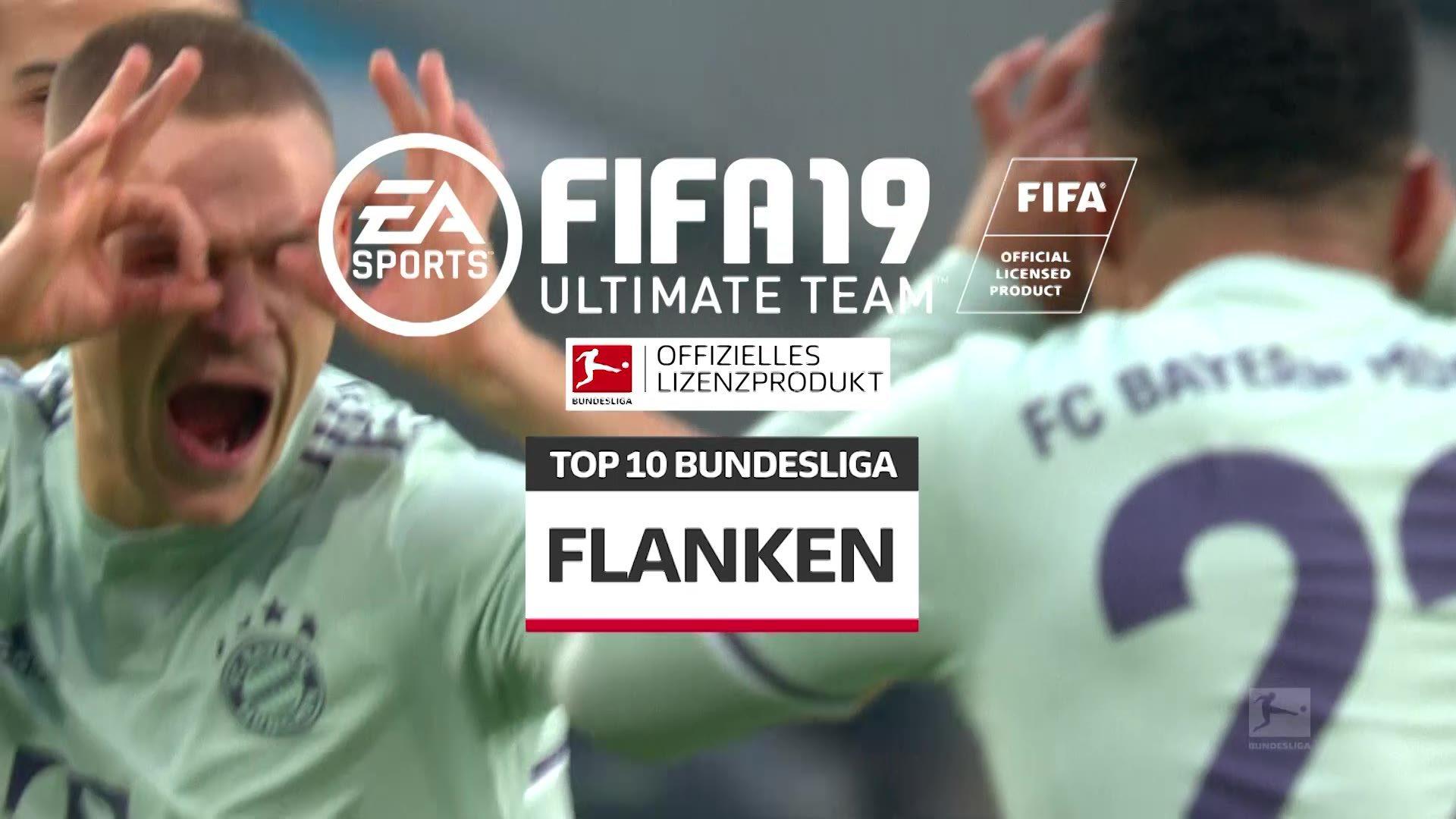 Diese Stars schlagen die besten Flanken in FIFA 19