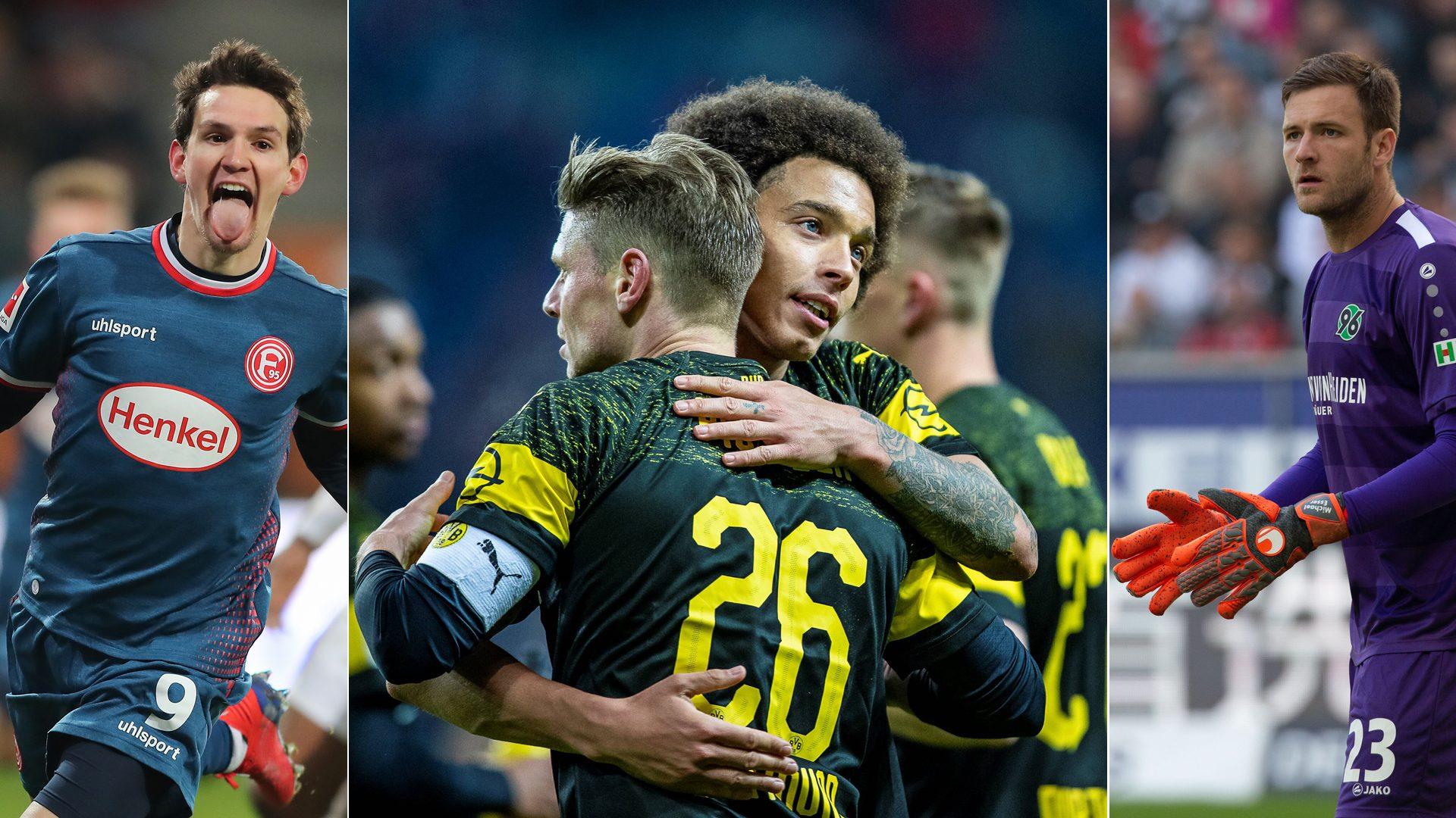 Darüber spricht die Bundesliga am 18. Spieltag