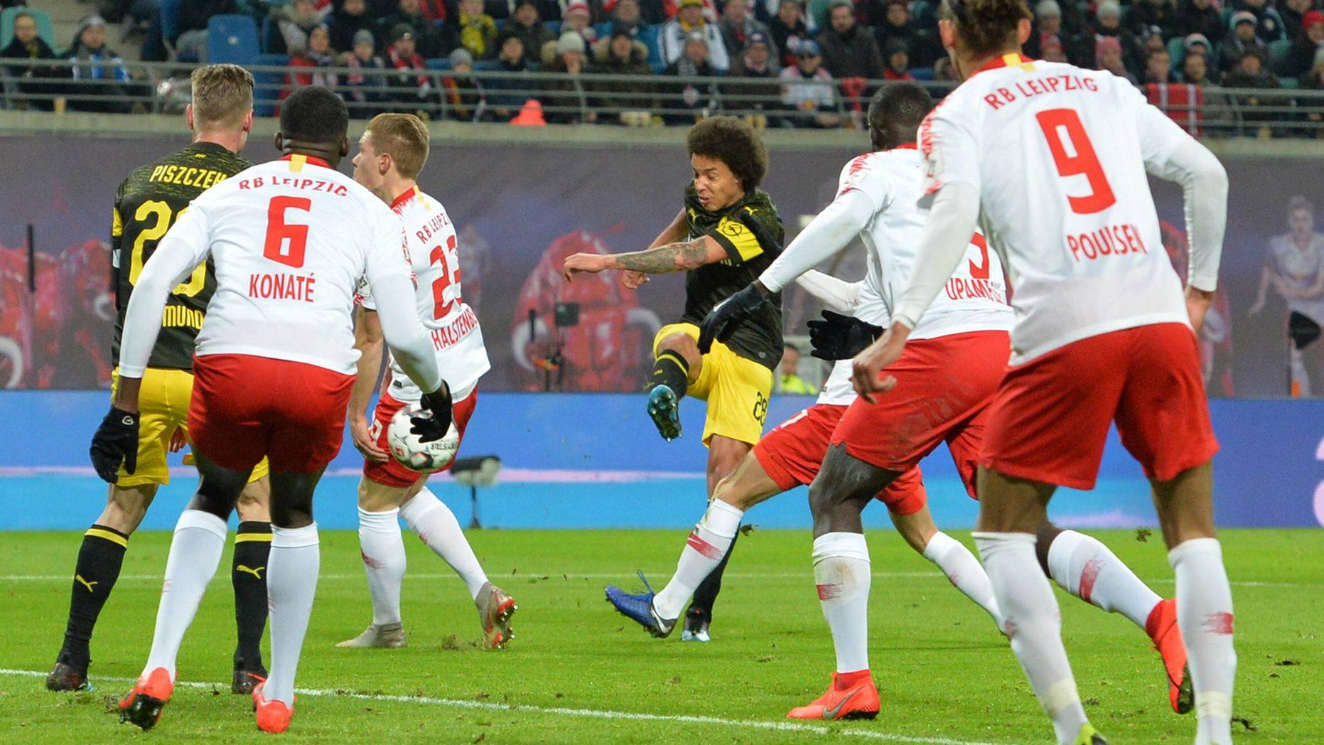Witsel-Tor reicht BVB zum Sieg in Leipzig
