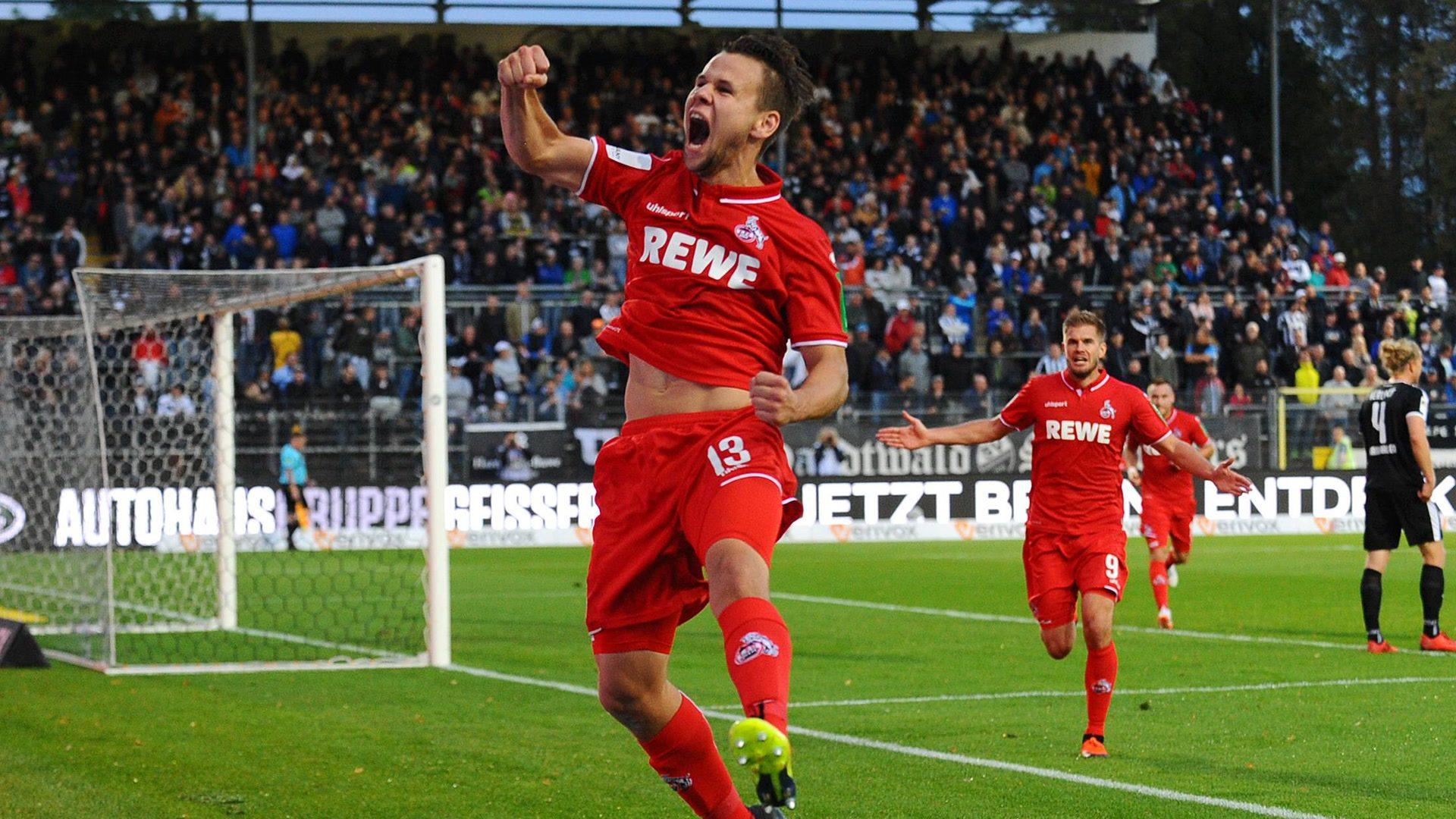 Die Top-10 Tore der 2. Bundesliga