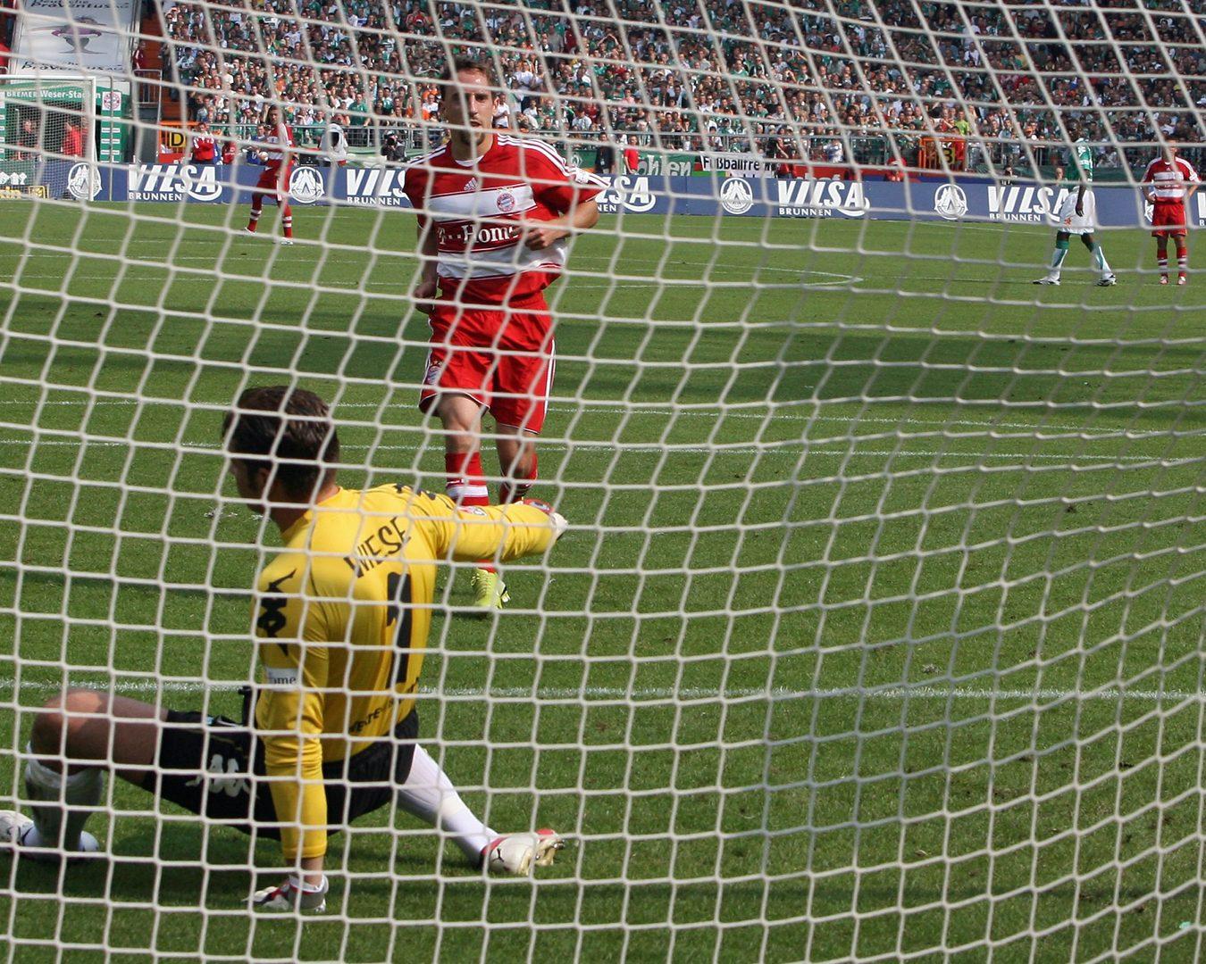 Bundesliga   Franck Ribery: 12 seasons at Bayern Munich, 12