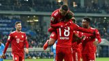 Leon Goretzka double helps Bayern down Hoffenheim