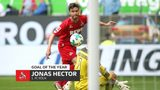 Hector wins Bundesliga Goal of the Year 2018