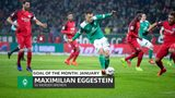 Eggestein wins January Goal of the Month
