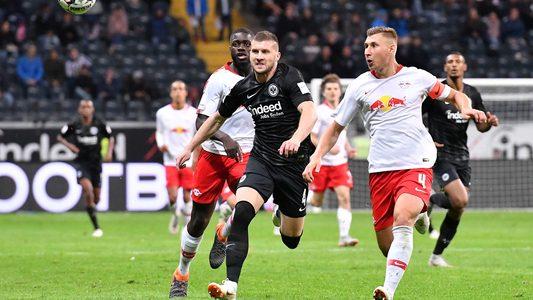 Frankfurt Leipzig Bundesliga