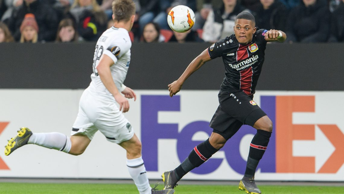 Bundesliga Bayer Leverkusen Cruelly Exit Uefa Europa League Last 32 After Away Goals Defeat To Krasnodar