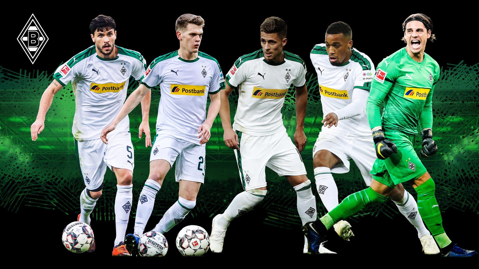 Mönchengladbachs Schlüsselspieler gegen Frankfurt