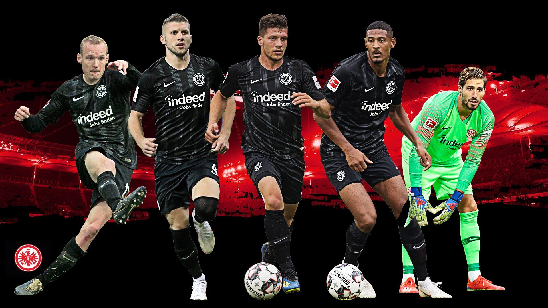 Frankfurts Schlüsselspieler gegen Mönchengladbach