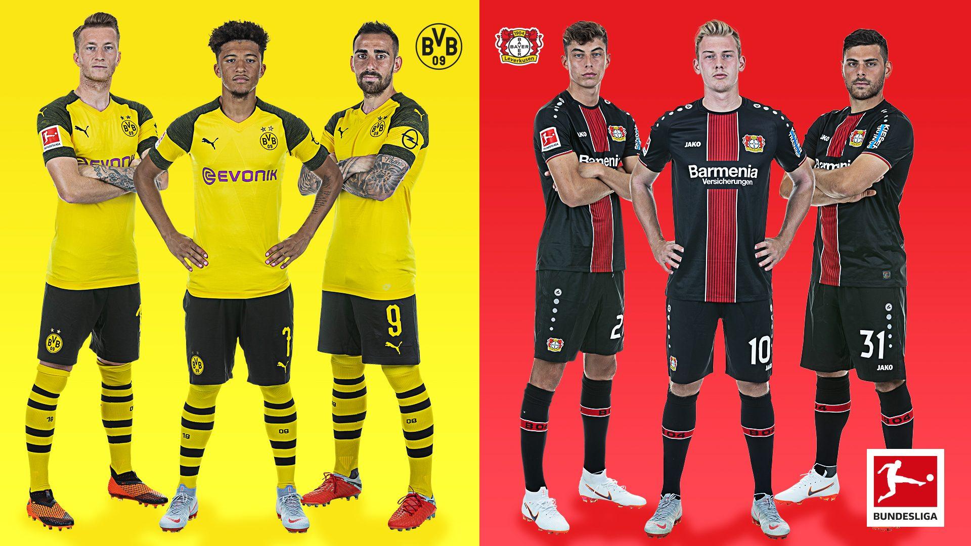 BVB gegen B04: Das Duell der Top-Offensiven