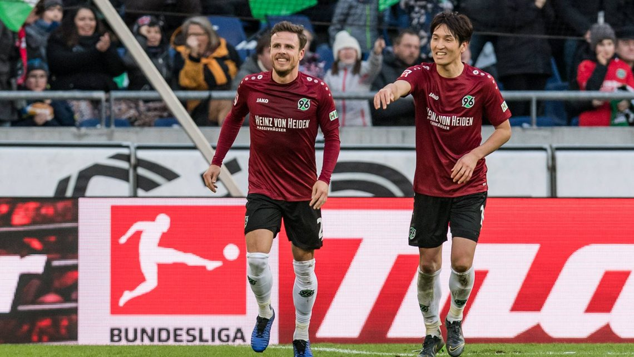 Nürnberg Hannover Bundesliga