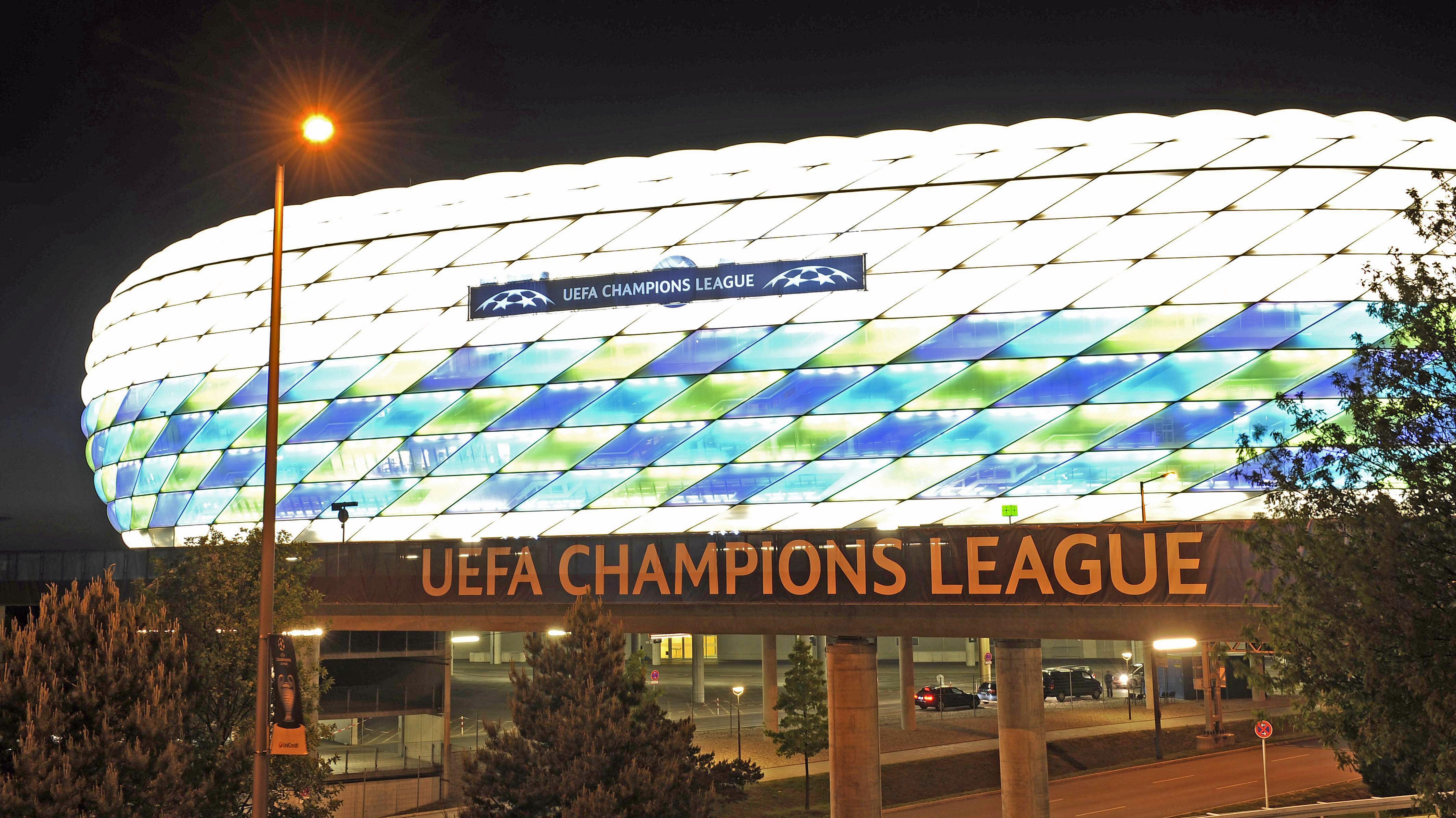 Bundesliga   Bayern Munich's Allianz Arena may host 2021 ...