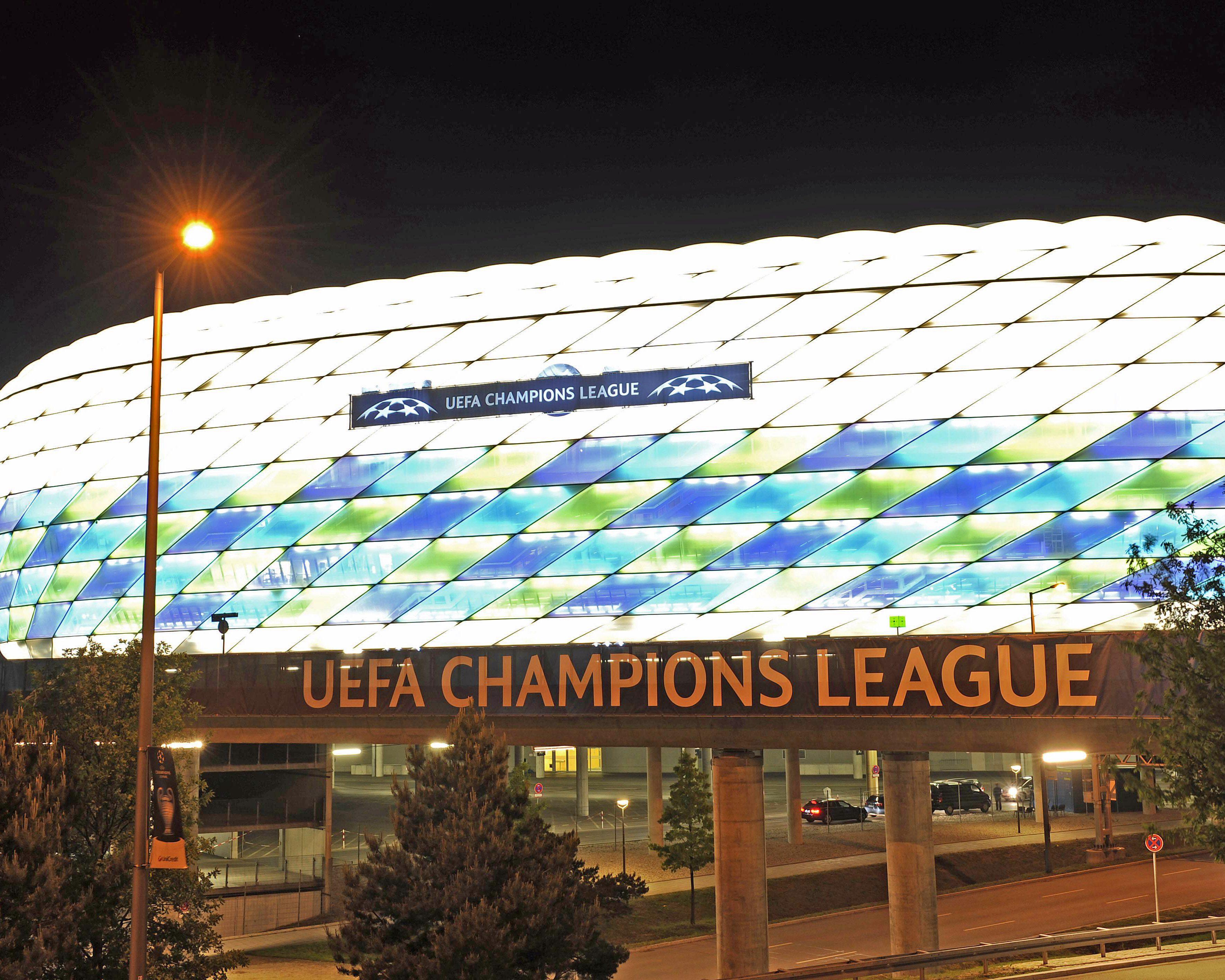 bundesliga bayern munich s allianz arena may host 2021 champions league final bundesliga bayern munich s allianz arena may host 2021 champions league final
