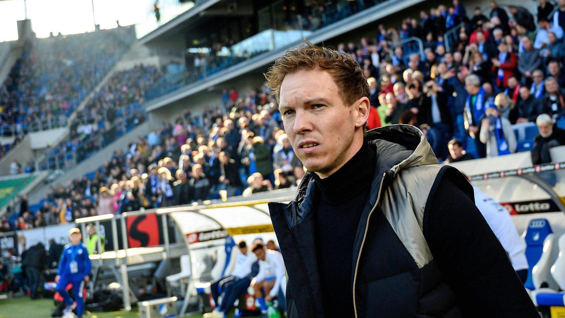 Bundesliga | Julian Nagelsmann: The Hoffenheim coach ...