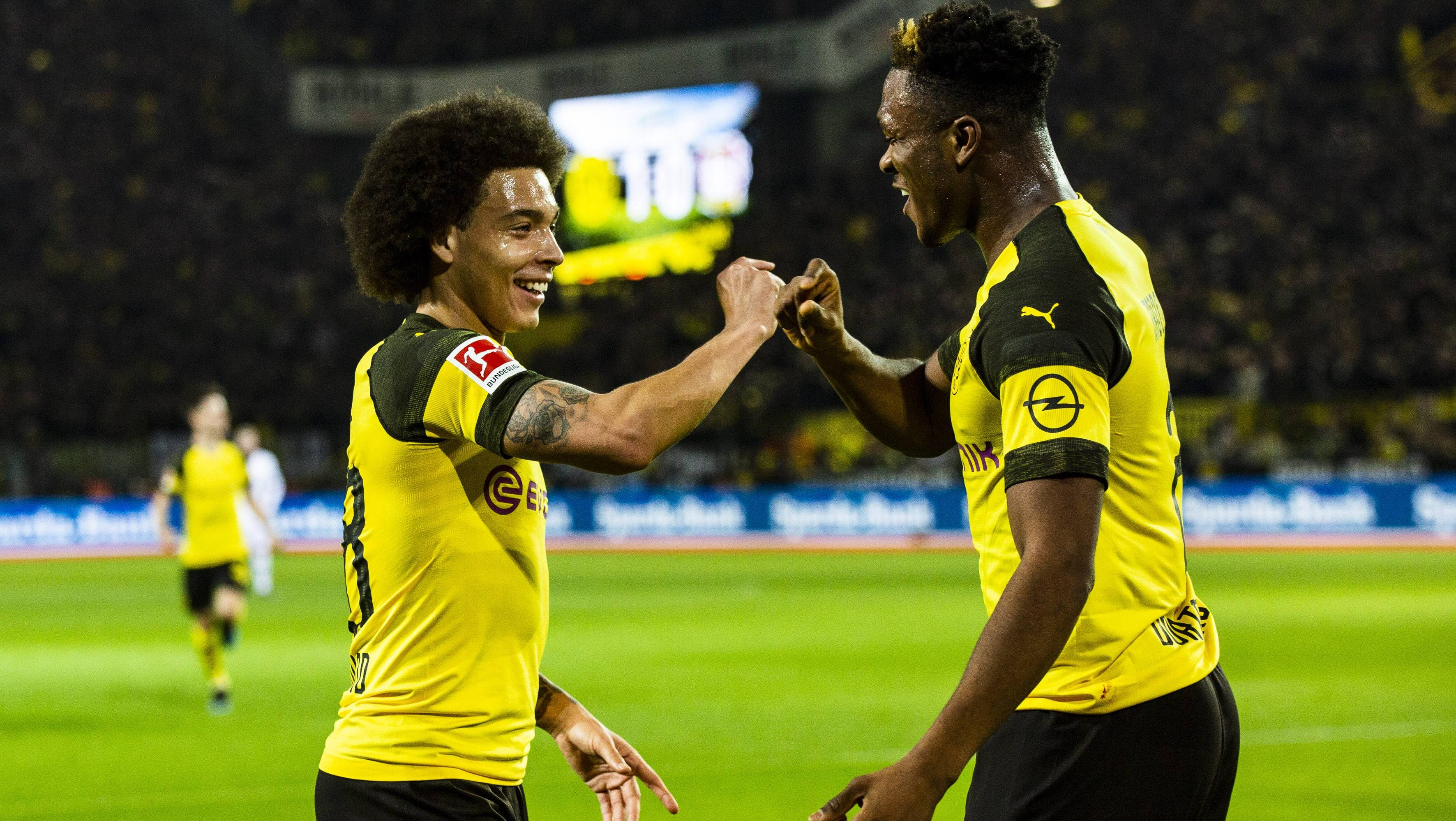 Bundesliga | Borussia Dortmund spreading the goals as Dan-Axel Zagadou  becomes 18th different scorer