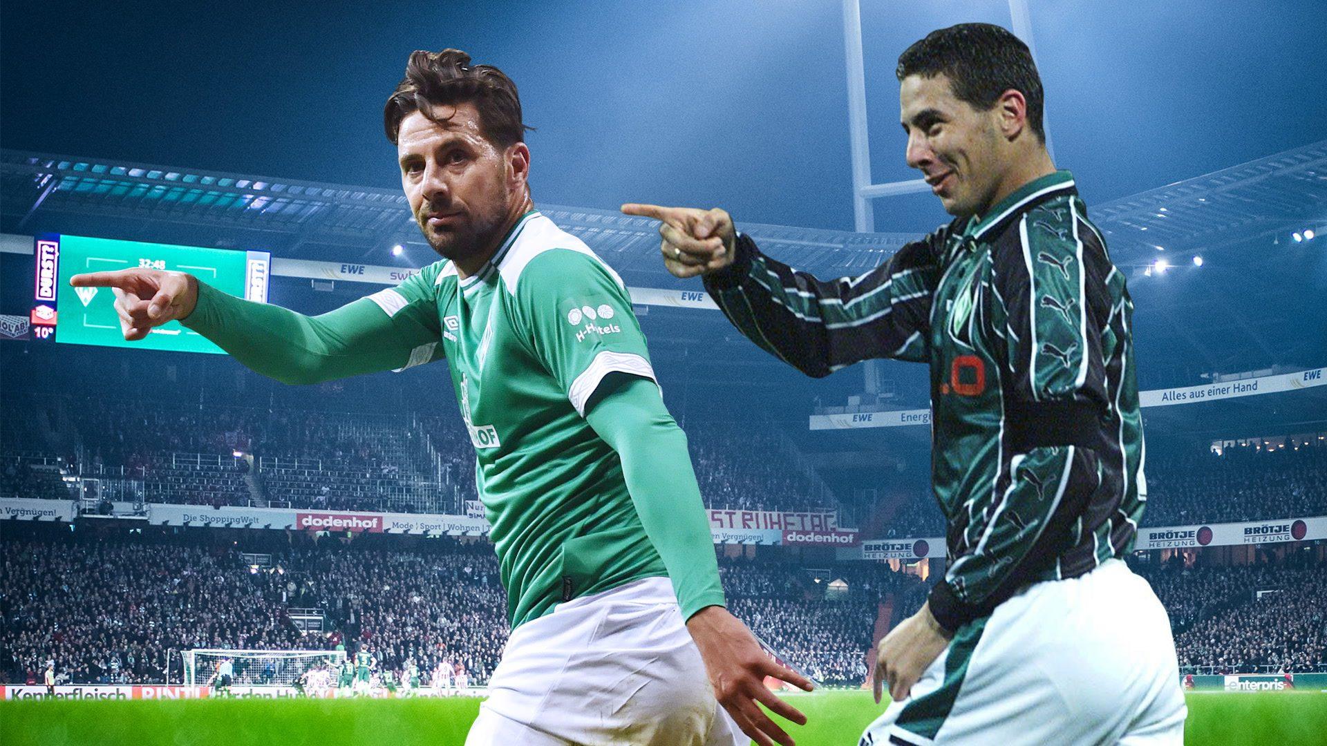 Pizarro: Ältester Torschütze der Bundesliga-Historie