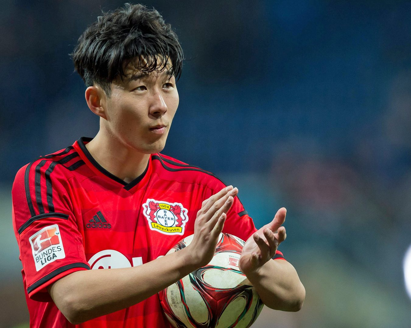 Bundesliga | Heung-min Son: Tottenham's lethal attacker, made in the  Bundesliga