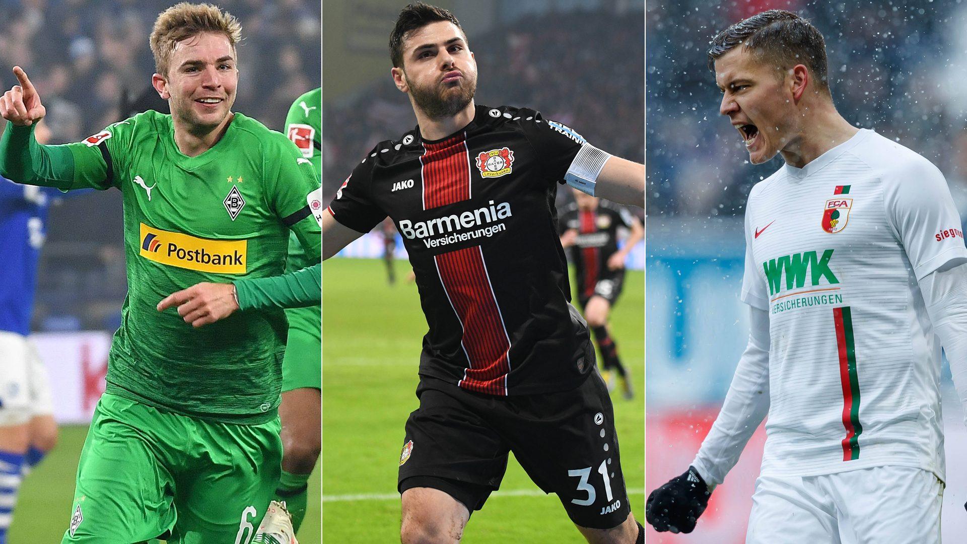 Bundesliga Soieltag
