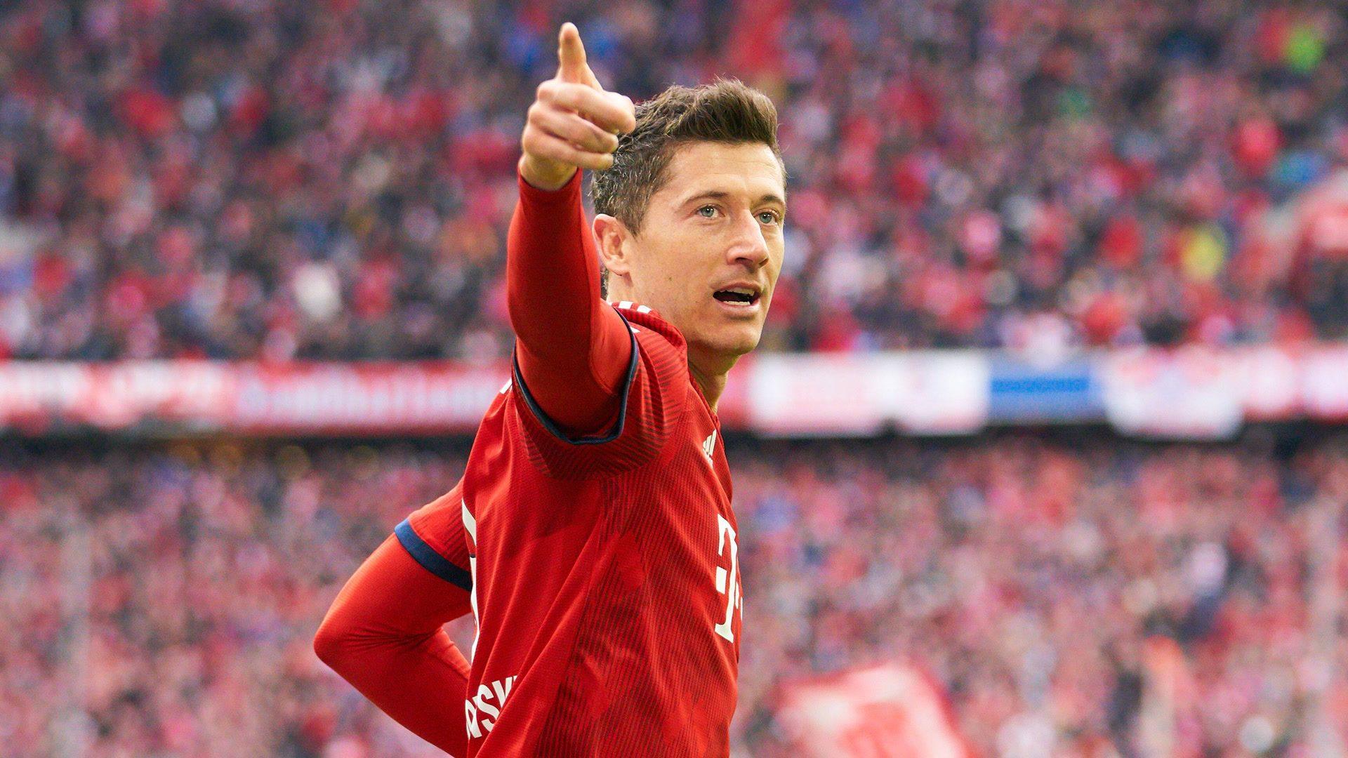 Bayern-Star Lewandowski: Endgültig unsterblich