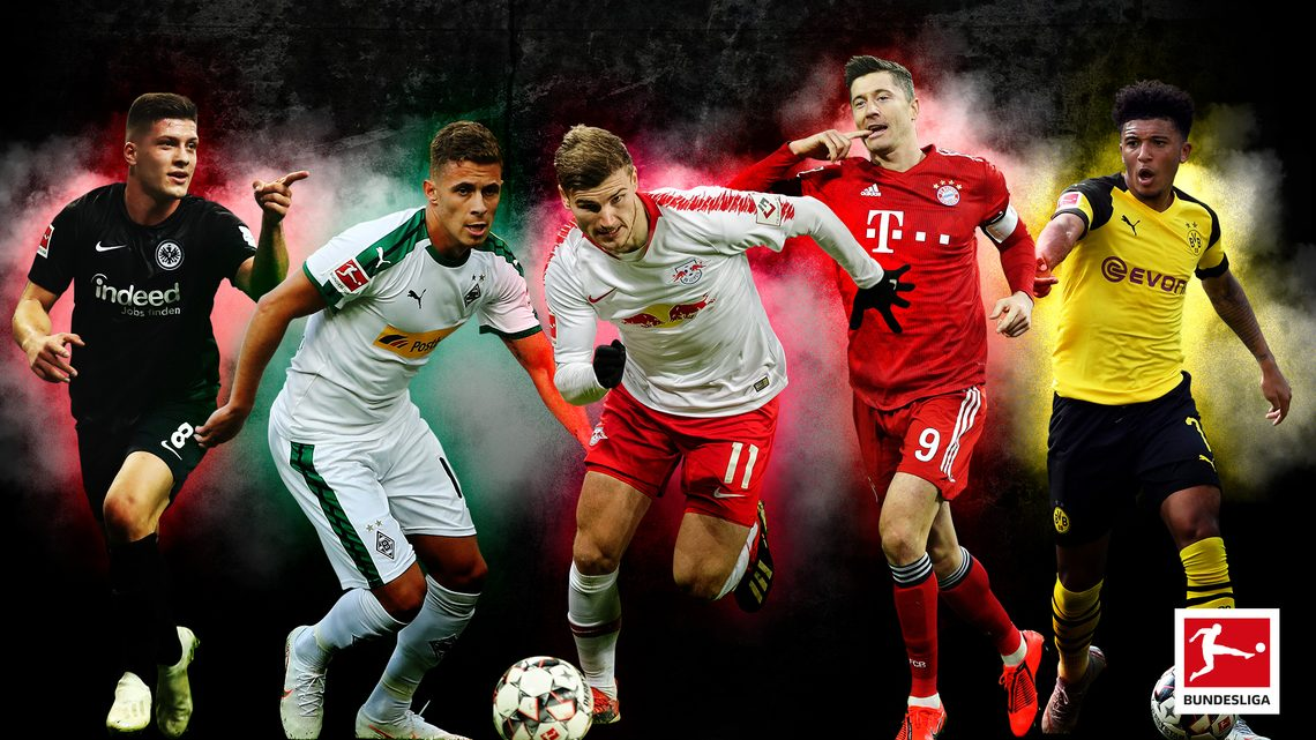 Bundesliga Summer Internationals Bundesliga Players With